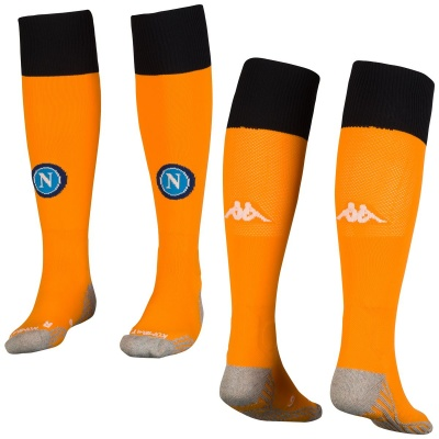 KOMBAT SOCKS GARA CALZETTONI ORANGE 2018/19 SSC NAPOLI